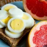 яичная цитрусовая диета 2012 продукты фото