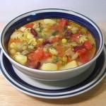 диета рецепт овощного супа 2012 фото