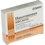 Никотиновая кислота для волос: применение, отзывы