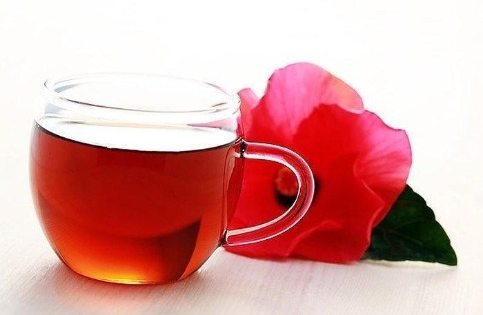 чай каркаде фото