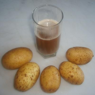 картофельный сок фото