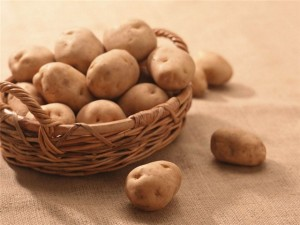 лечение картофелем фото