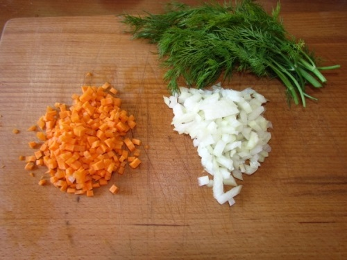 лук с морковкой фото