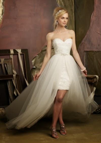 свадебные платья зима 2015 фото