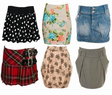 женские юбки 2014 фото