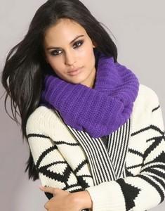 модные женские шарфы фото