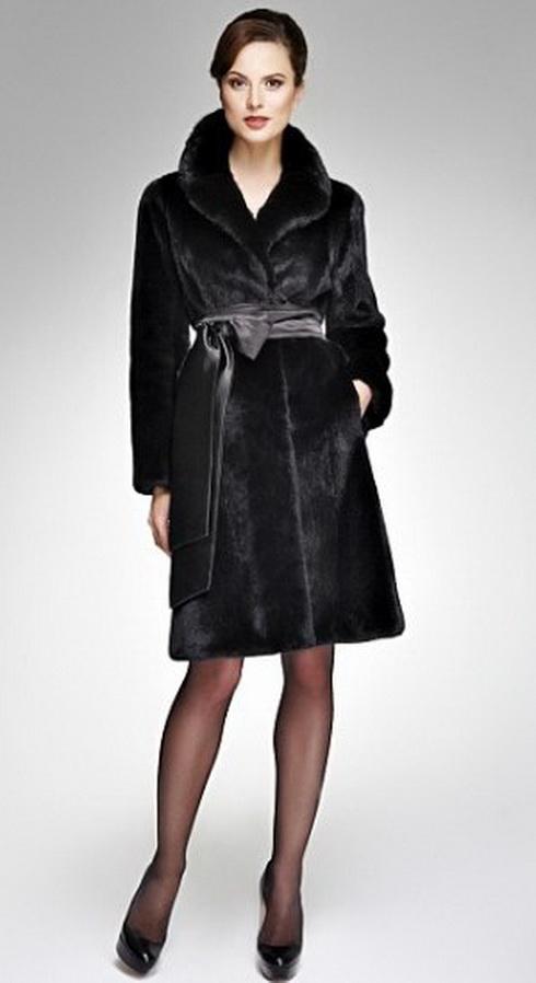 Модные Шубы Из Норки 2013