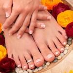 Педикюрные носочки sosu фото