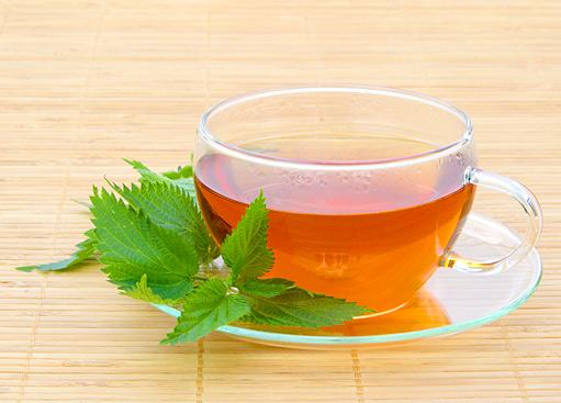 крапивный чай рецепт фото