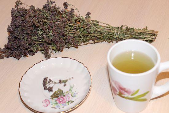 рецепты травяного чая с душицей фото