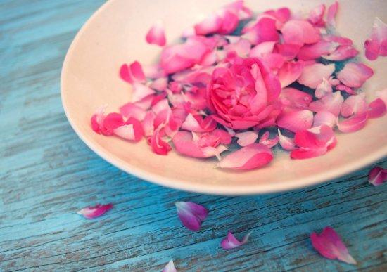 розовая вода фото