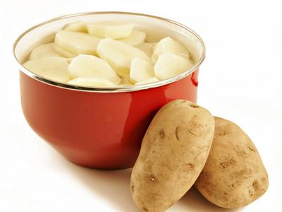 картофельный отвар фото
