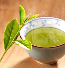зеленый чай для печени фото
