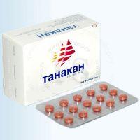 таблетки Танакан фото