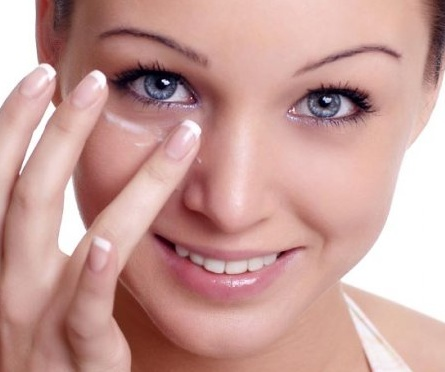 Рецепты масок вокруг глаз фото