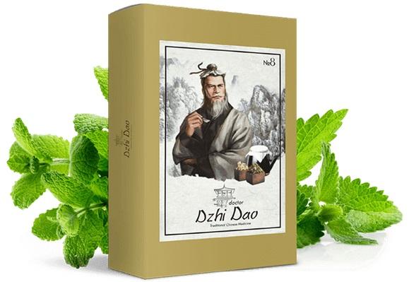Dzhi Dao пластырь китайский фото