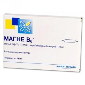 Польза-Магне-В6