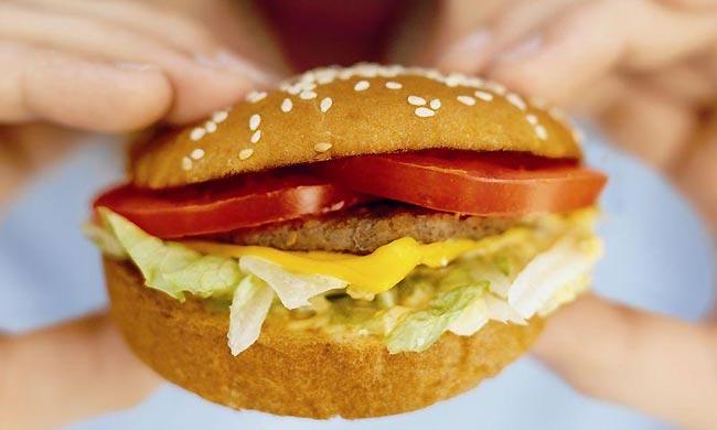 гамбургер рецепт фото