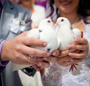 Приметы на свадьбу - что можно, что нельзя